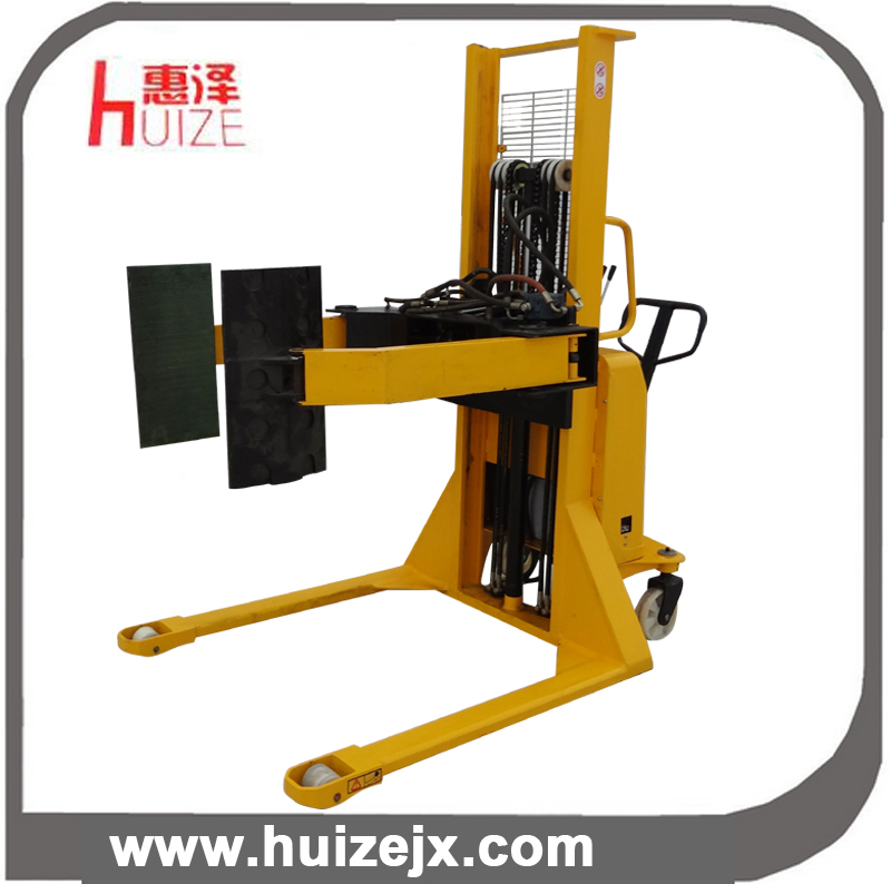 Heavy Paper Roll Handling Equipment: Paper Roll Handling Equipment Manual Paper Reel Flip