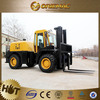 YTO new diesel rough terrain forklifts 5ton CPCD50 for the outdoor works