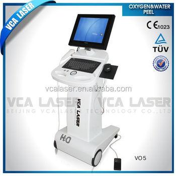 Portable Skin Care Intraceuticals Oxygen Facial Machine