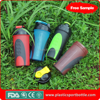 Unique Products to Sell Customized color 21oz The Best Shaker Bottles with Silicone Grip