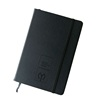 Promotion A5 High Quality Notepad Leather Hard Cover Business Travel Note Book