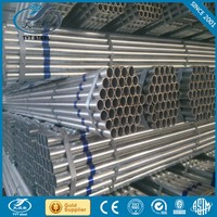 Chinese mill supply hollow section galvanized galvanized rigid conduit pipe with ASTMBSJIN etc standard