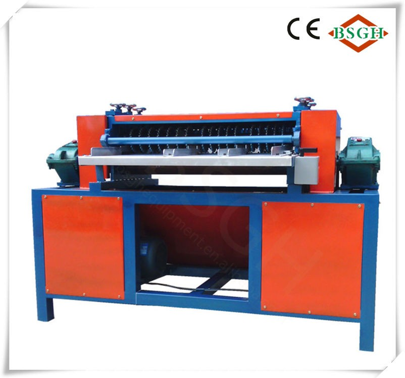 Car air condition Radiators Separating Machine Radiator Recycling Machine--production line wholesale price