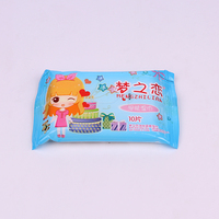 Hot sale spunlace nonwoven household cleaning push clean wet wipes