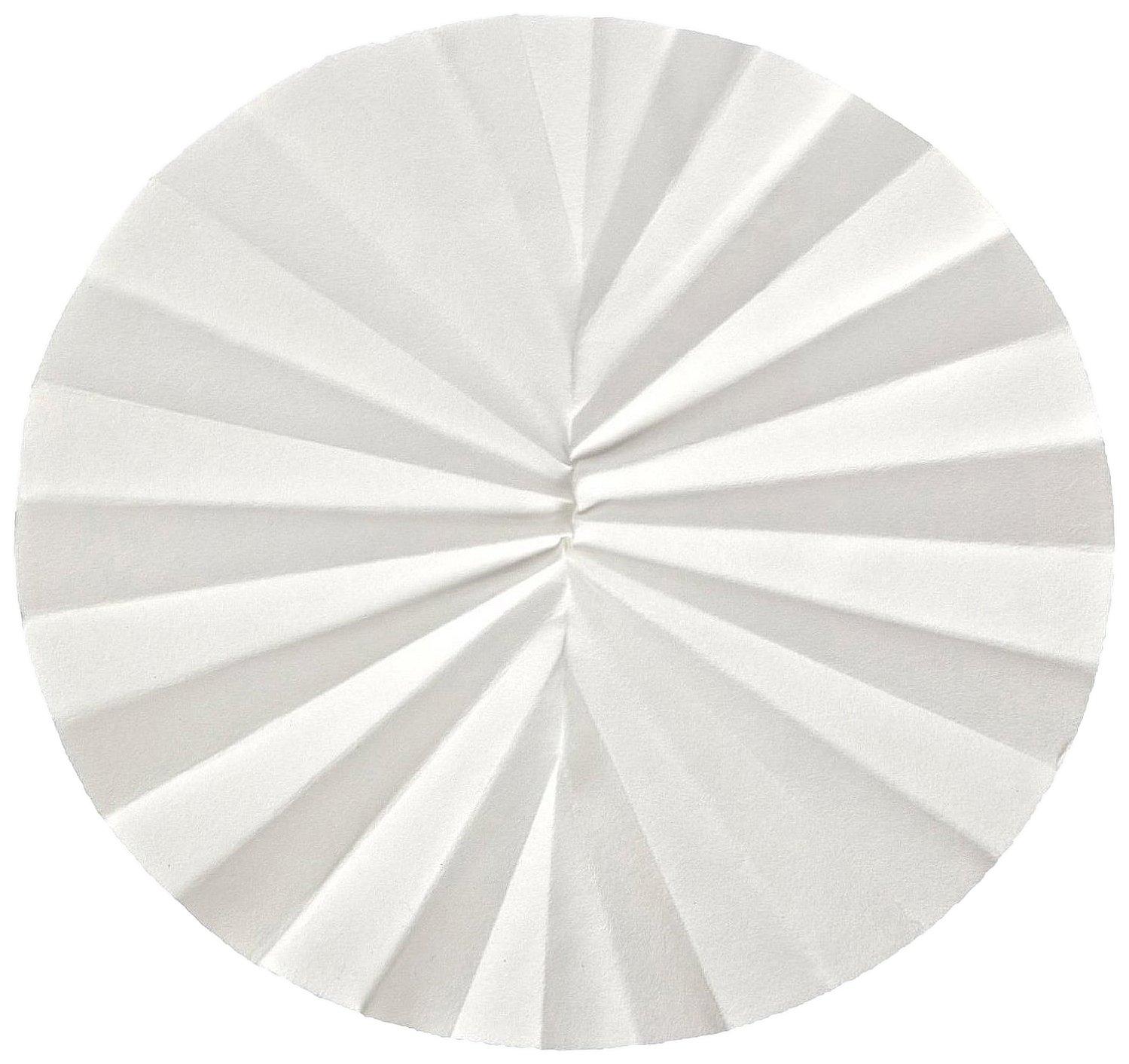 Pack of 50 Grade 617 20.5cm Diameter Fast Flow Ahlstrom 6170-2050 Qualitative Filter Paper 35 Micron