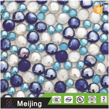 China Supplier Small Pebble Stone For Cheap Floor Tile