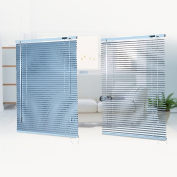 25mm aluminum window blinds/ Motorized aluminium venetian blinds China Supplier Good Quality