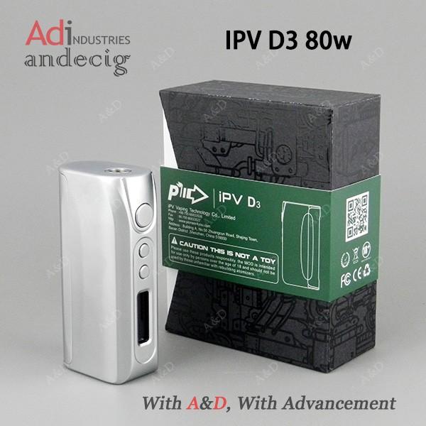 A&d 100% Genuine Ipv D3 Vapor Kit Ipvd3,Original Pioneer4u Ipv D3 ...