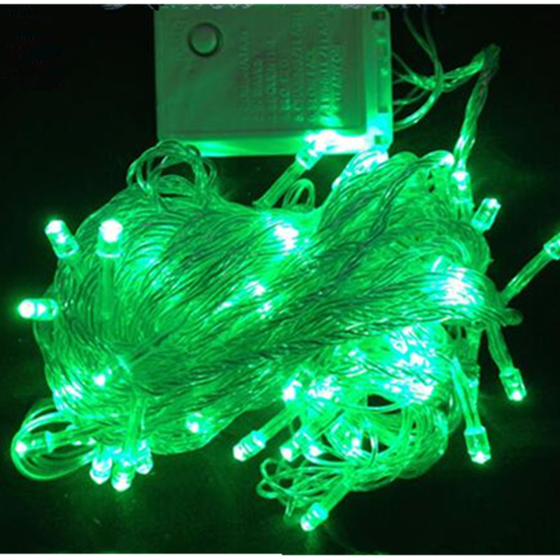 Single Color String Lights : 5m 10m 20m 30m Bright Rgb Or Single Color Holiday Decoration String Christmas Lighting - Buy ...