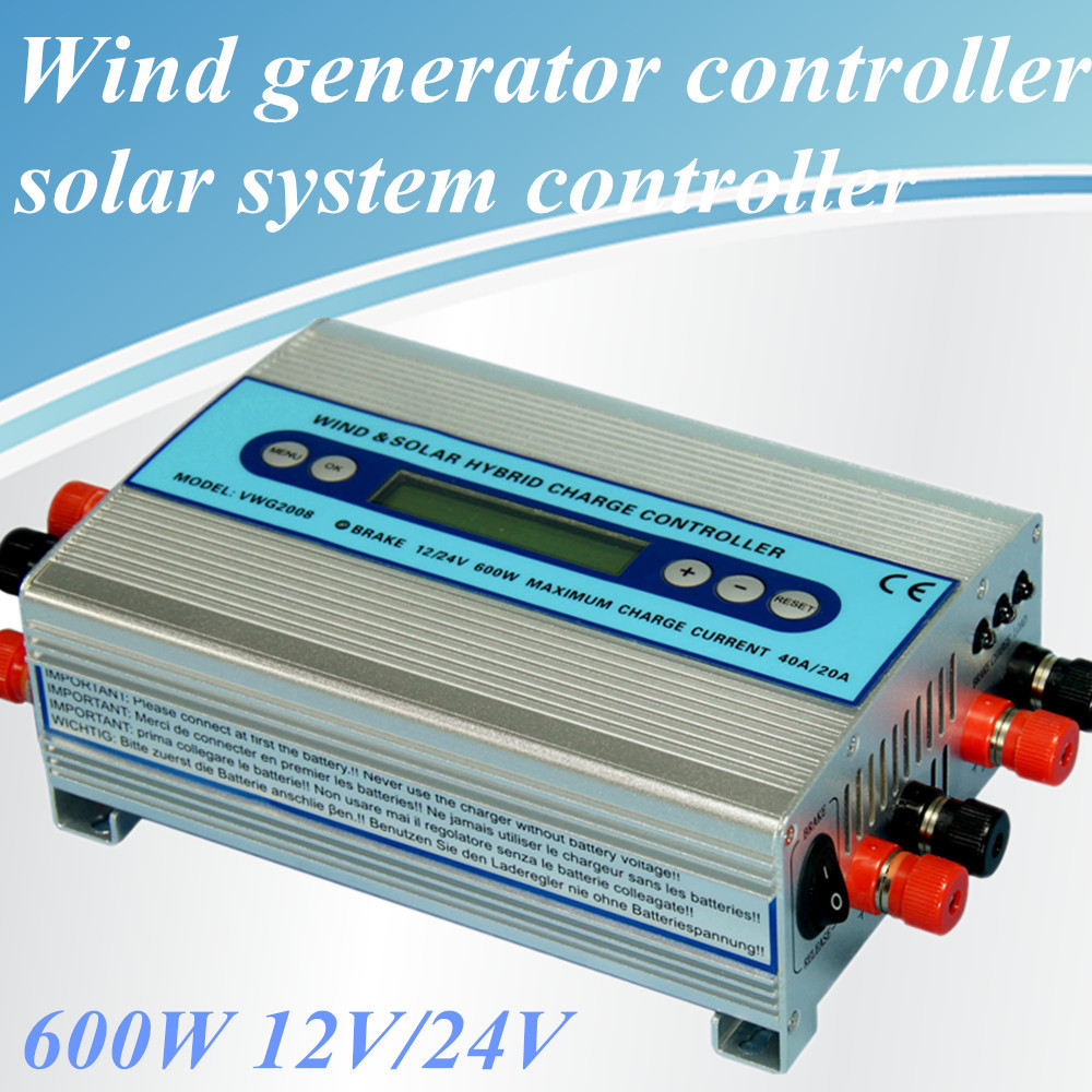 Mppt 600w Solar Charge Controller,Hybrid Solar Wind Charge ...