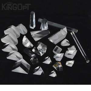 Kingopt plastic optical prism OEM Factory Manufacture Optical Glass Prisms