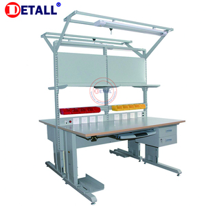Detall- Modular Adjustable ESD Electronic workbench