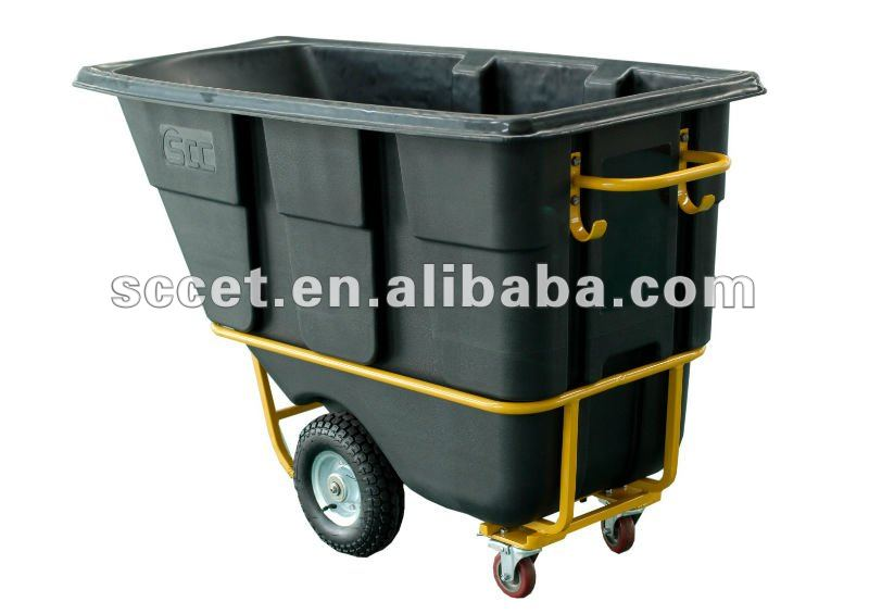 528QT Rotomolded Bulk Material Handling Equipment