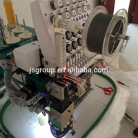 JS High Speed Sewing Computer Embroidery Machine Price