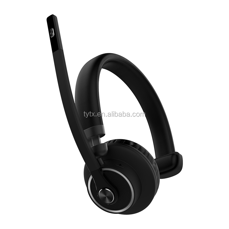 Best Quality Business Extra Boom Mic Bluetooth Earphone From Factory Buy Stereo Bluetooth Headset Bluetooth 4 1 Headset Call Center Product On Alibaba Com