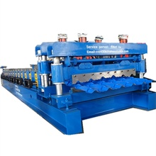 Dakbedekking Metalen Platen Roll Forming Machine/<span class=keywords><strong>Tegels</strong></span> <span class=keywords><strong>Maken</strong></span> <span class=keywords><strong>machines</strong></span> gemaakt in China