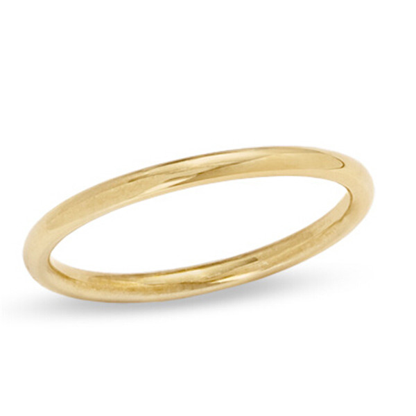 Yiwu Aceon Stainless Steel jewelry factory Size 3 Mini Finger Blank Gold Child Ring