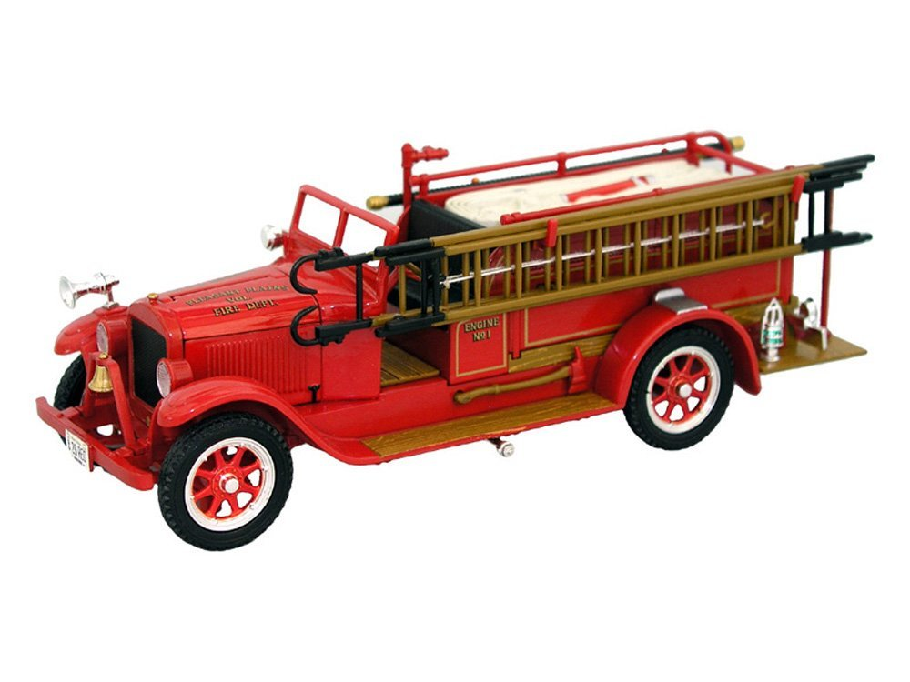 1928 Reo Fire Engine 1/32 by Signature Models 32308
