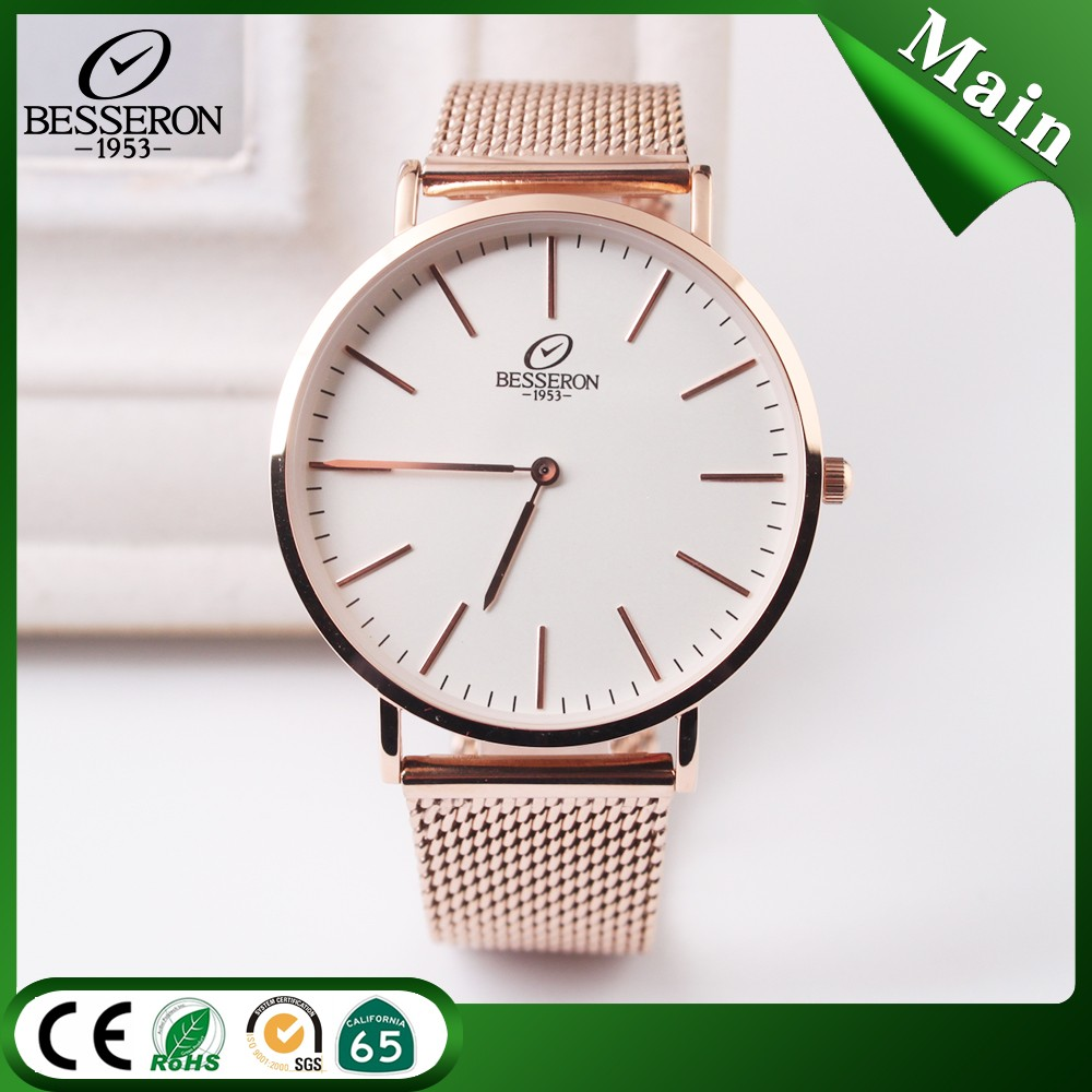 Lady Watch Excellence Quartz Stainless Steel Back Japan Movt ...