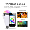Wifi Bulb Works With Amazon Alexa Smart Home Automation Lamp Lighting Wifi Smart Home Bulbs E27 5w Wifi Bluetooth Speaker Led L