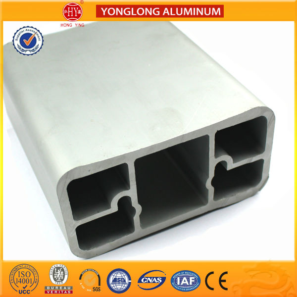 Yonglong OEM supplier high-rise buildings aluminum windows aluminum building products