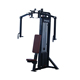 Custom color pectoral fly gym equipment