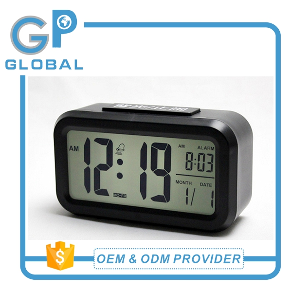 Best quality exported promotion gift fun alarm clocks for kids