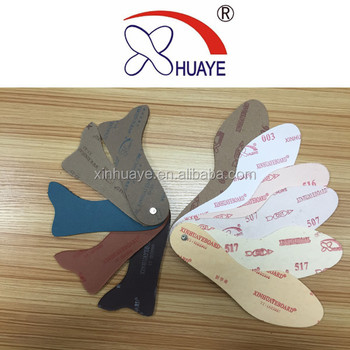 Colorful Insoles Arch Support With Shank Insole Board
