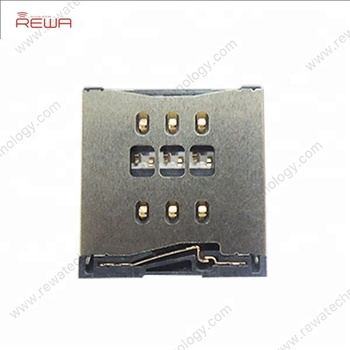 more photos b3336 ead2d Cell Phone Spare Parts Nano Sim Card Holder For Iphone 5s From China  Supplier - Buy Nano Sim Card Holder For Iphone 5s,For Iphone 5s Nano Sim  Card ...