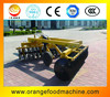 Professional factory supply disc harrow for agricultural tractor