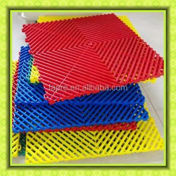 Garage Show Room Interlocking Pvc Garage Floor Tiles Pvc Interlocking  Plastic Garage Floor Tiles