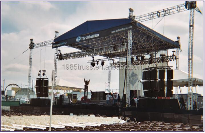 Nt Steel Truss Concert Stage Roof Truss Concert Truss