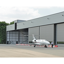 Light frame professional modular cheap aircraft hangar