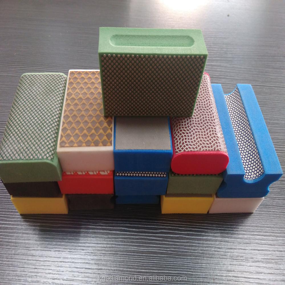 Kgs Jewelry Hand Sanding Pad China Supplier Hardware Abrasive ...