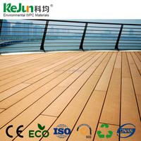 Wholesaler outside wood plastic composite material cheap price manufature
