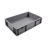 Euro standard PP material plastic boxes/moving crate