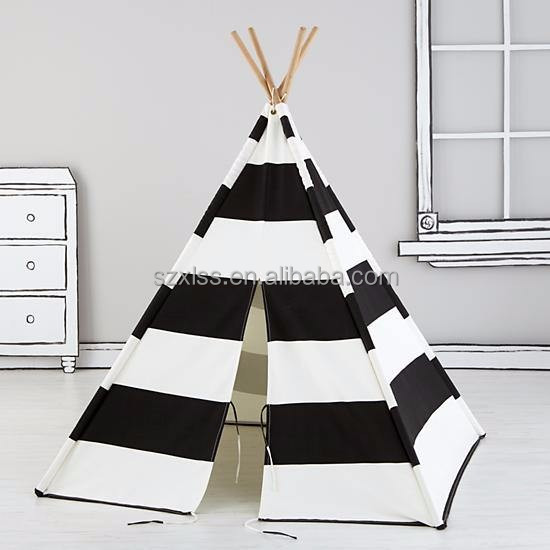 Hot wholesale High Quality Dog Teepee Pets Dog Teepee Tent