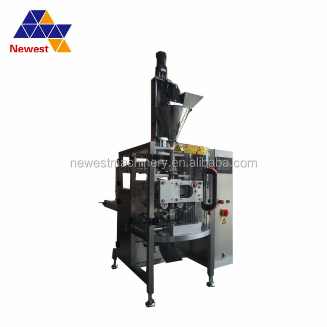 Electronic color control systems automatic non-woven granule packing machine