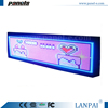 (LANPAI) 32X128 scroll text,picture(jpg,bmp),video full color led display circuit