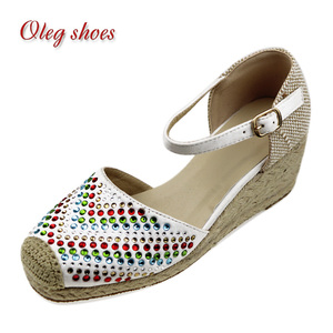 c61aed6d5962 China Summer Wedge Sandal
