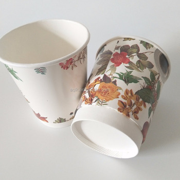 0a860062210 Hot Drink Double Wall Insulated Compostable Biodegradable Paper Coffee Cups