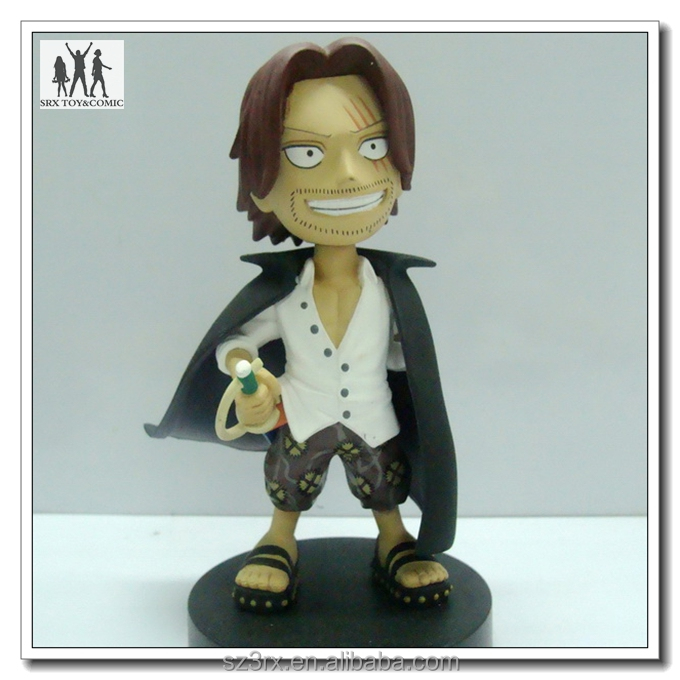 Cartoon games anime bobblehead, make your own design bobble heads factory, plastic bobbleheads custom