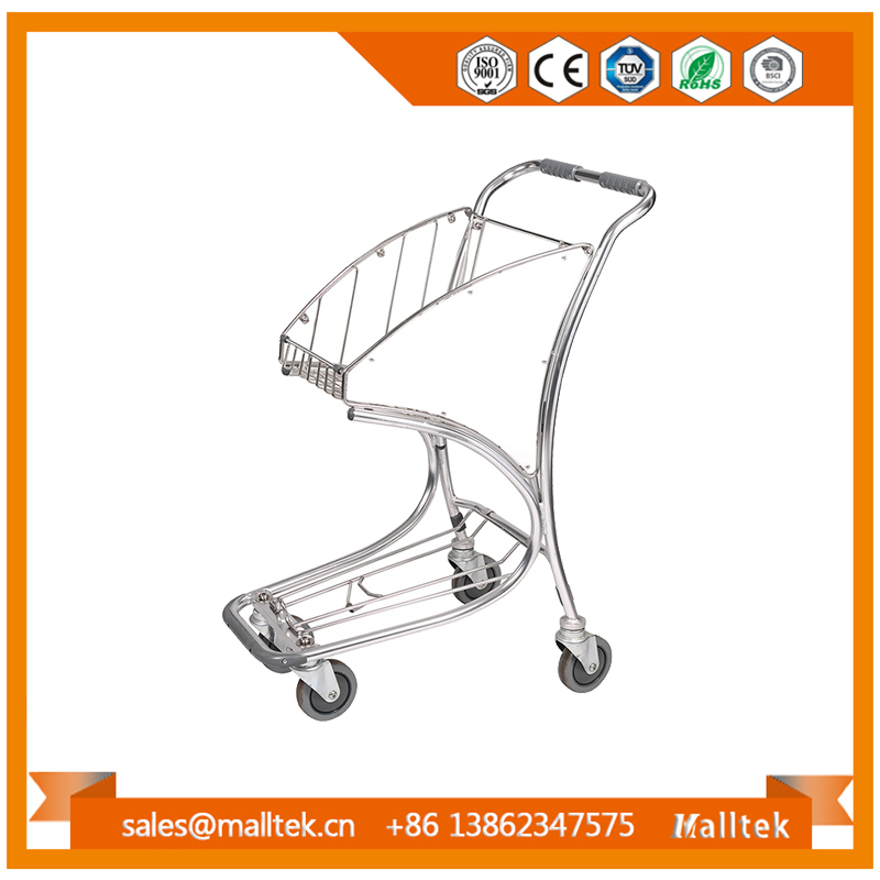 Airport CE Certificated Proved High Strength Luggage Cart