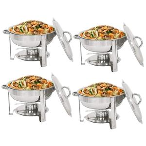 wholesale stainless steel buffet food warmer chafing dish