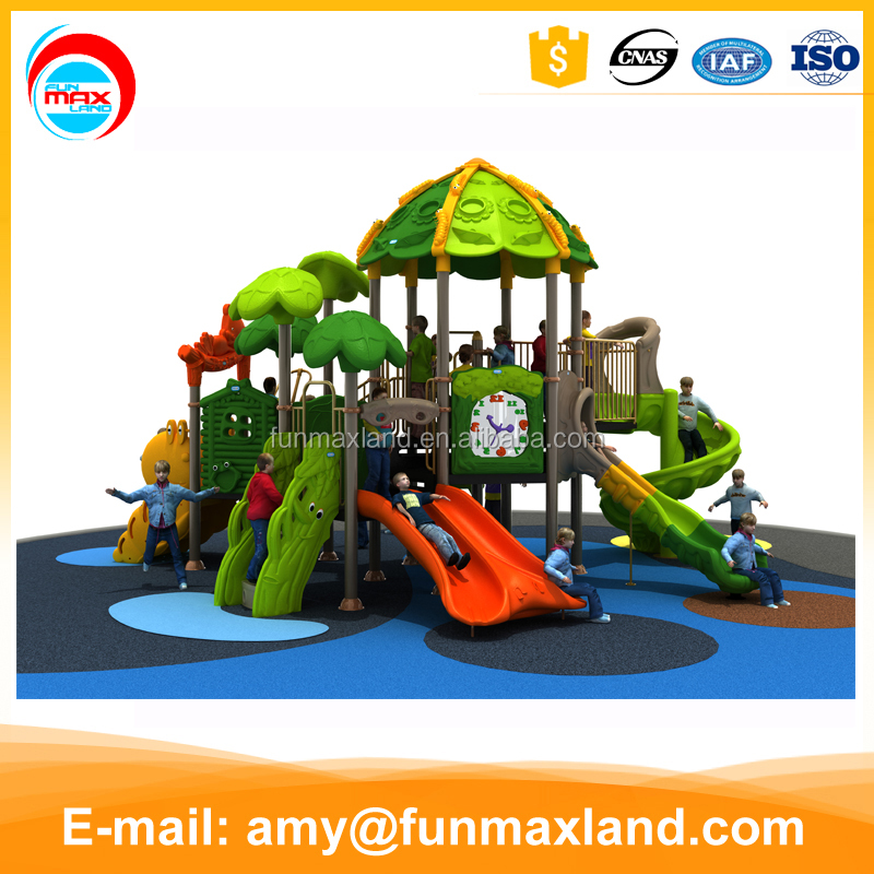 2016 fashion outdoor playground wholesale heavy duty outdoor playground wool kids outdoor playground for fun