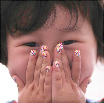 Fashional design harmless kids children false nail art tip buy fashional design harmless kids children false nail art tip prinsesfo Gallery
