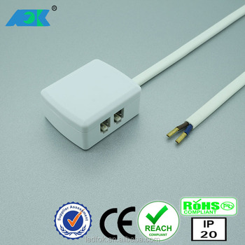 Europe hafele led mini connector junction box for led under cabinet europe hafele led mini connector junction box for led under cabinet downlight cheapraybanclubmaster Image collections