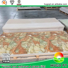 fire test report fiber cement board interior wall panel construction material asbestos free