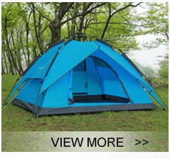 2017 camping pop up tent with single layer for 2 people