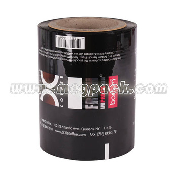 Plastic Lamination Coffee Packaging Foil Roll Stock